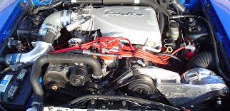 1986-1993 5.0L Mustang Cobra LX Supercharger System H.O. Intercooled System with D-1 STAGE II