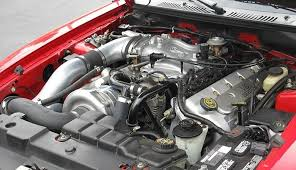 1996-1998 Mustang Cobra STAGE II Supercharger System H.O. Intercooled System with P-1SC STAGE II TUNER KIT