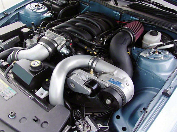 PROCHARGERS FOR YOUR 2005 - 2010 MUSTANG GT 4.6L 3V STAGE IIIntercooled System