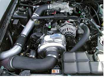 Procharger Supercharger System For Your 1996-1998 SVT Cobra Cog Race Package with F-1C