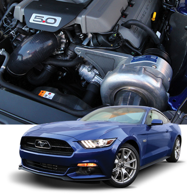 Procharger Supercharger System for 2015-2017 Mustang GT