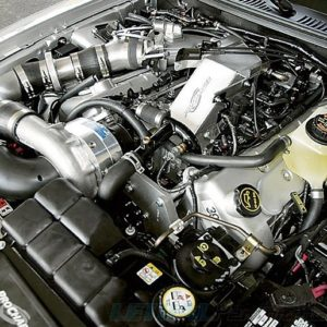 Buy Procharger Supercharger System for your 2003-2004 Mustang Cobra H.O. Intercooled System with F-1A Race Kit with F-1A (Cog Drive)