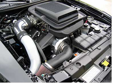 Procharger Supercharger System for your 2011-2014 Mustang GT H.O. Intercooled System with P-1SC STAGE II TUNER KIT