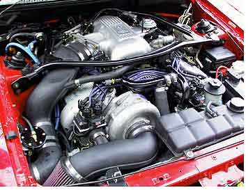 Procharger Supercharger for your 1996-2001 Mustang Cobra H.O. Intercooled System with P-1SC STAGE II