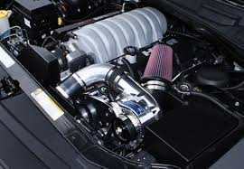 2006-2010 Dodge HEMI Supercharger System H.O. Intercooled System with P-1SC-1 ( Charger R T & SRT8 6.1L )