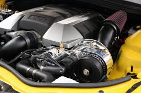 2006-2010 Dodge HEMI Supercharger System H.O. Intercooled System with P-1SC-1 (Charger R T & SRT8 6.1L )