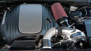 2006-2010 Dodge HEMI Supercharger System H.O. Intercooled System with P-1SC-1 TUNER KIT ( Magnum 300C SRT8 6.1L)