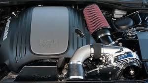2006-2010 Dodge HEMI Supercharger System H.O. Intercooled System with P-1SC-1 TUNER KIT ( Magnum 300C SRT8 6.1L)