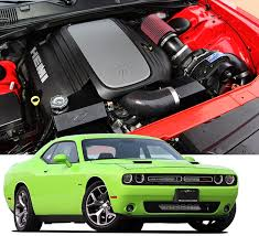 2011-2014 Dodge Challenger R T Supercharger System H.O. Intercooled System with P-1SC-1