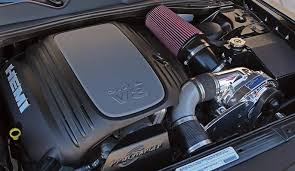 2011-2014 Dodge HEMI Supercharger System H.O. Intercooled System with P-1SC-1