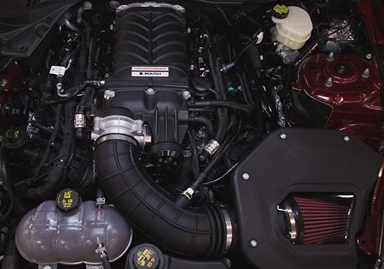 2018 ROUSH Mustang Supercharger Kit